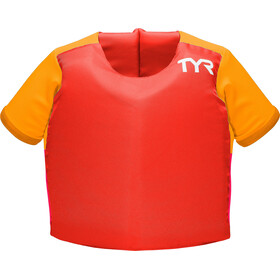 TYR Flotation Shirt Kinder red